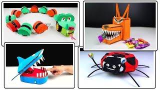 4 Amazing ideas Diy Toys - Cute Animal toys