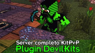 Minecraft Plugin Tutorial DevilKits - Server completo KitPvP