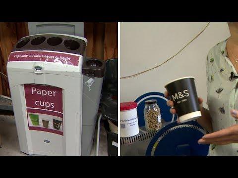 مشروع لإعادة تدوير أكواب القهوة وتحويلها إلى فحم حيوي - 4Tech  - نشر قبل 3 ساعة