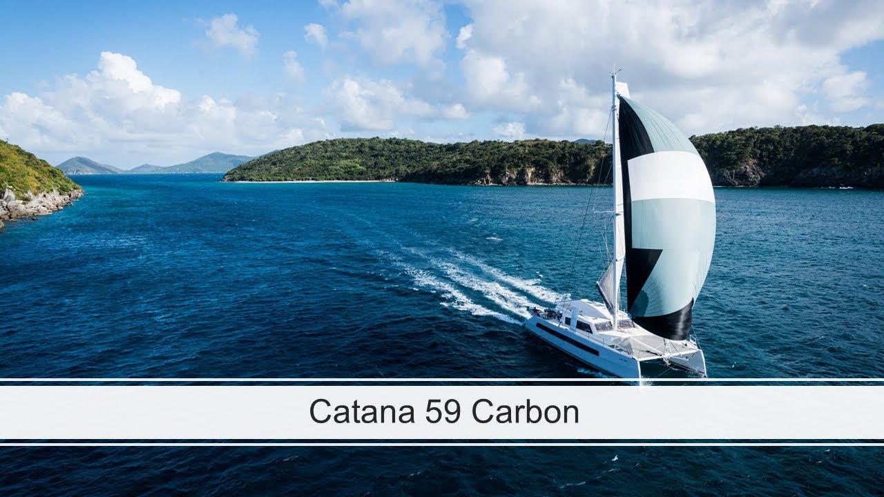 For Sale - Catana 59 Carbon
