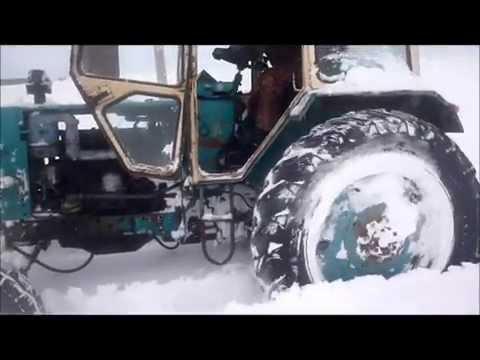 угон трактора! прикол\\\\\\\ - YouTube