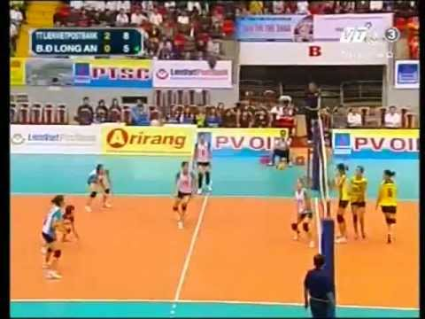 VTV Binh Dien Long An vs Thong Tin LienViet PostBank ( VDQG 2013)