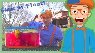 Blippi science videos for kids
