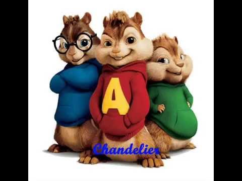 Sia Chandelier Chipmunk Version