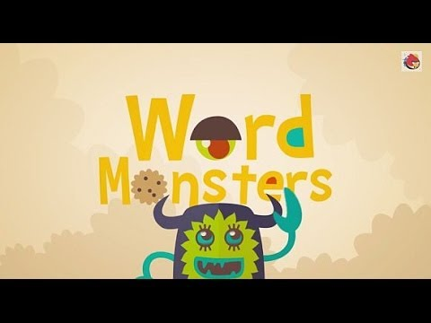 Word Monsters - Словесные монстры на Android ( Review)