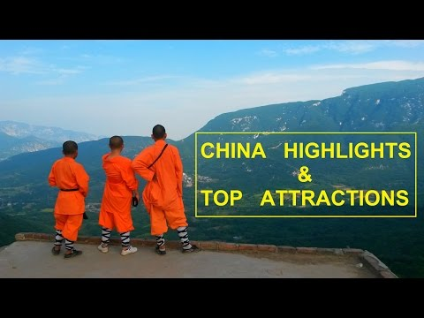 China Highlights and Top Attractions:  A Solo Backpacking Trip