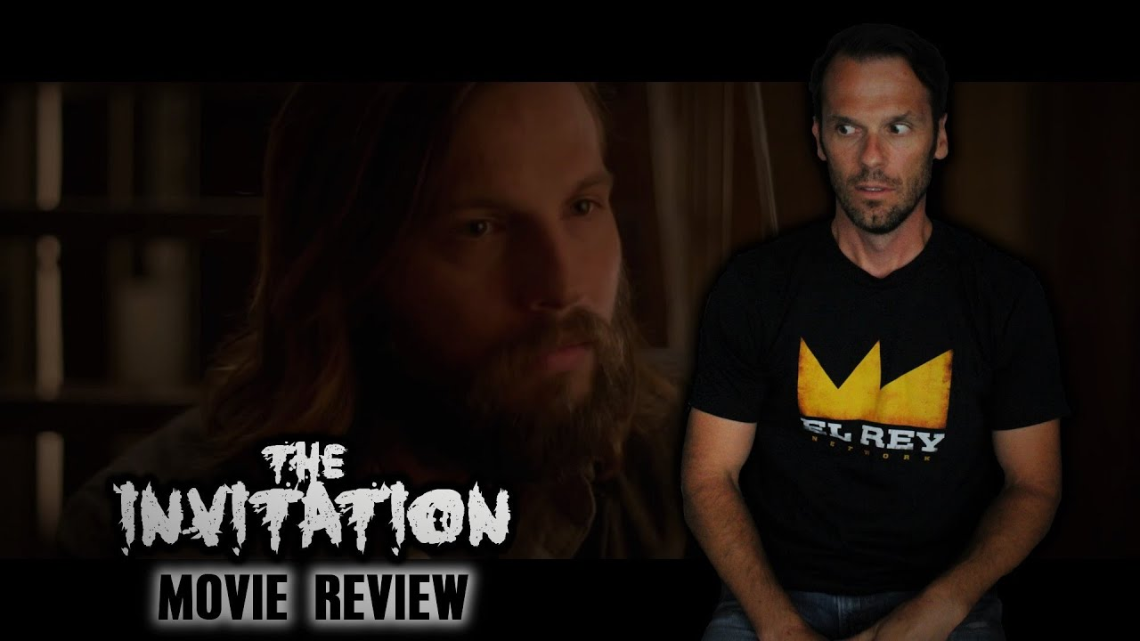 Drumdums Reviews The Invitation (Spoiler Talk at the End/Ending ...