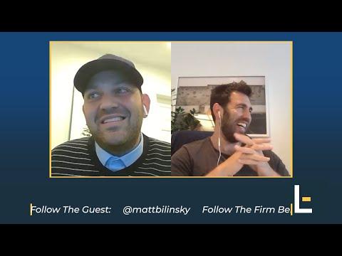 Ep 24: Matt Bilinsky —Lawyers Are Not Boring!