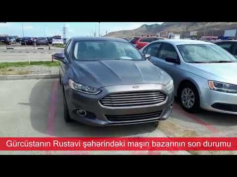 Gürcüstan maşın bazarındakı son durum və azərbaycanli məmurlarin ordaki biznesi