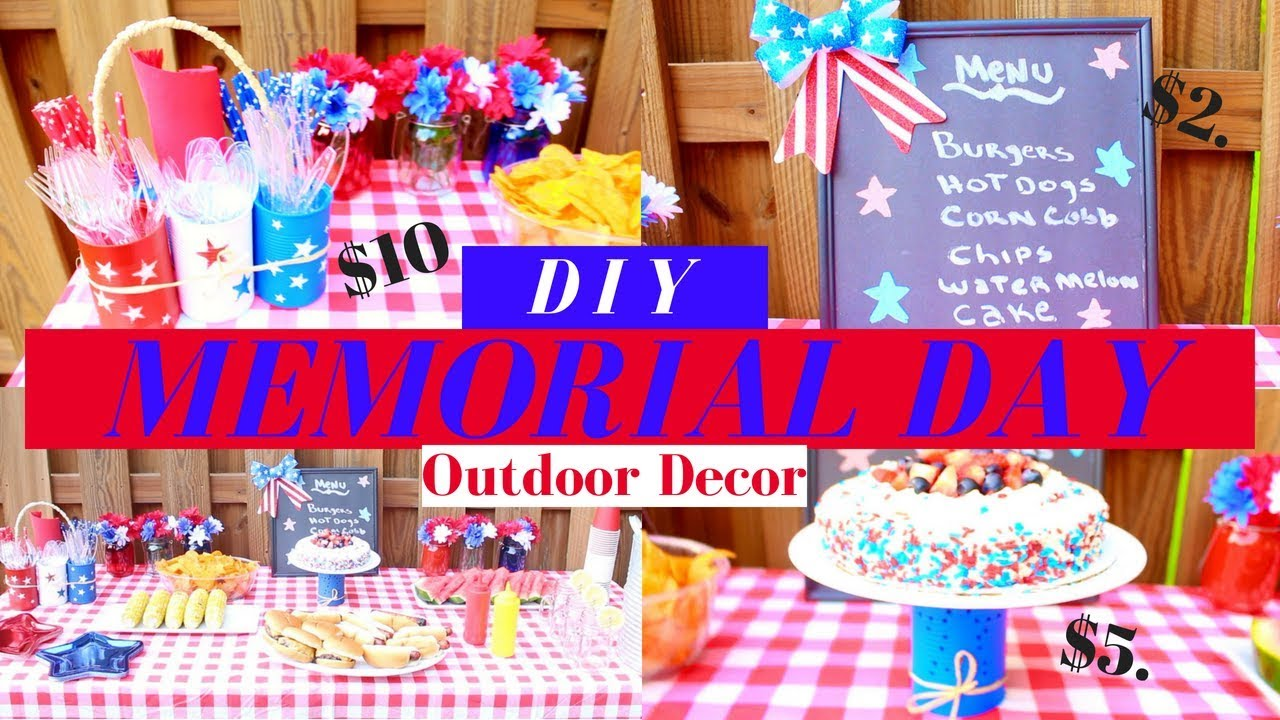 Dollar Tree Diy Easy Affordable Memorial Day 4th Of
