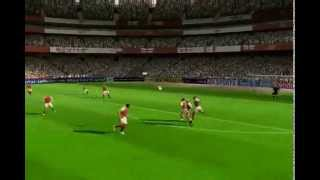 fifa wc 06, fifa 07 game best goals