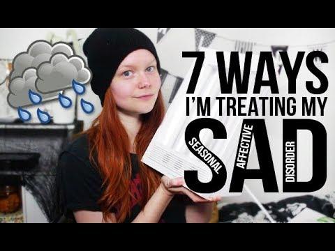 HOW I'M TREATING MY SEASONAL DEPRESSION