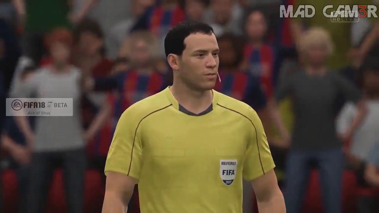Fifa 18 be a referee pene spolszczenie do fifa 2018
