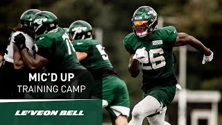 "Le'Veon Bell Mic'd Up: ""You Gotta Find A Way To Be Great Today"" 