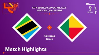Танзания  0-1  Бенин видео