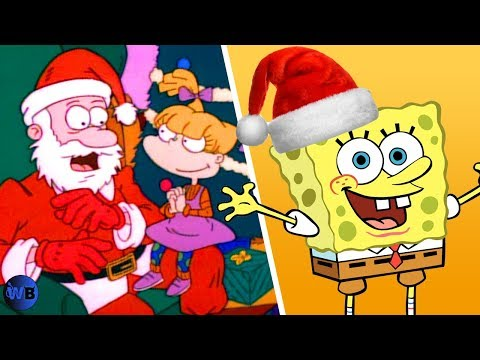 Top 10 Nickelodeon Holiday Specials To Get You Into The Christmas Spirit Mp3