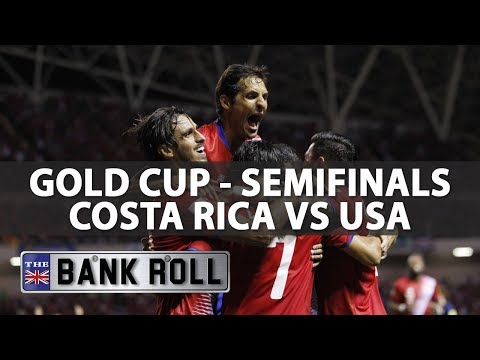 Costa Rica vs USA | CONCACAF Gold Cup '17 | Match Predictions