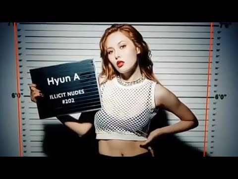Naked hyuna Hyuna celebrities