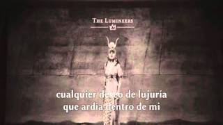 The Lumineers - Cleopatra [Subtitulada En Español] + Lyrics en la descripción.