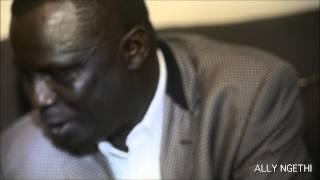 SOUTH SUDAN MAMA REBECCA GARANG Dialogue with LOU GREATER AKOBO ELDERS 06 MAY,2015
