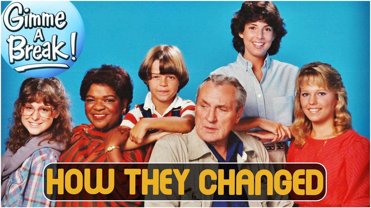 Download GIMME A BREAK! 1981 Cast Then and Now 2021 How They Changed