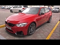 Individual BMW M3 F80 Competition Package W Akrapovic Exhaust Lovely Sounds mp3