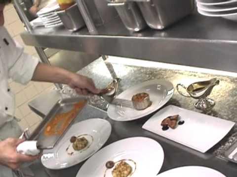 Chef Christian Delouvrier, Lespinasse Restaurant New York