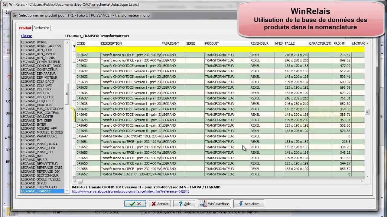 logiciel winrelais gratuit