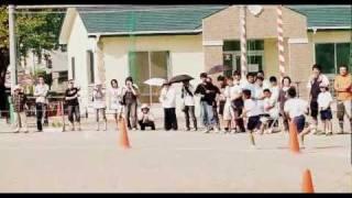 西キン 2010年_西小学校秋季大運動会