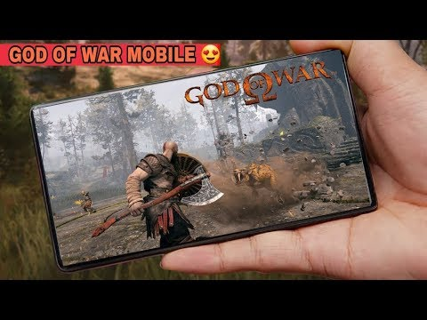 Top 5 GOD OF WAR Games For Android 2019/2020