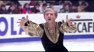 [HD] Evgeni Plushenko - 1998 NHK Trophy - Free Skating プルシェンコ Евгений Плющенко