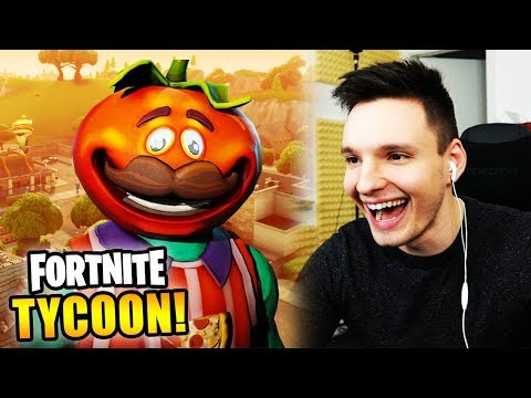 FORTNITE TYCOON in ROBLOX !! (Roblox)