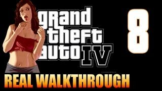 Grand Theft Auto 4 Walkthrough - Part 8 - Hung Out To Dry + Easy $200
