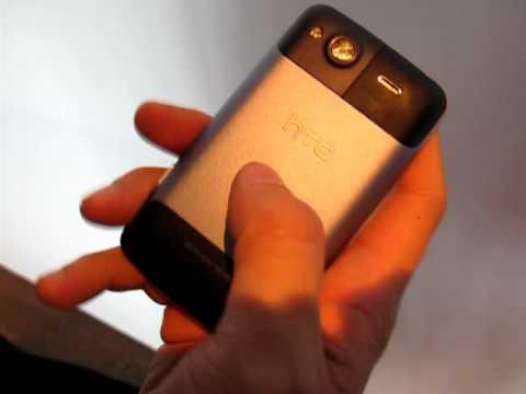 HTC Salsa 外型介紹(廣東話)