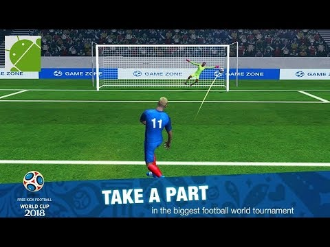 FreeKick World Football Cup 2018  Android Gameplay HD