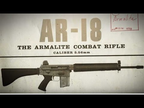 I Have This Old Gun: ArmaLite AR-18