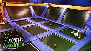 Smooth Competition by BRISK MATE - Ep. 14 - Bouncy Dodgeball