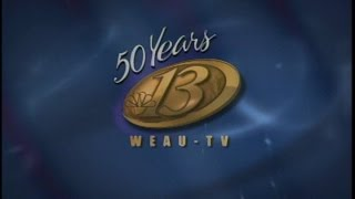 50 Years with WEAU (2003) #TBT