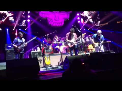 Dead & Company John Mayer & Bob Weir Madison Square Garden 11/1/15