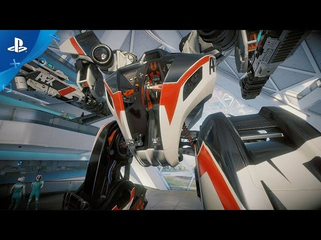 RIGS Mechanized Combat League - Winter Season Update Trailer I PS VR