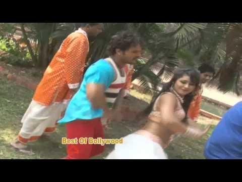 On Location Shoot Song Bhojpuri Film Janeman