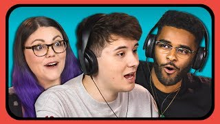 youtubers react to nicki minaj challenge nickiminajchallenge