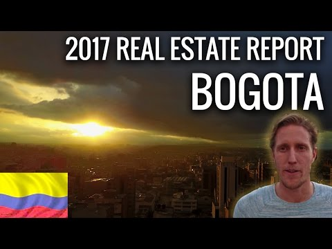 Bogotá Real Estate Snapshot (watch this before buying) (2017)