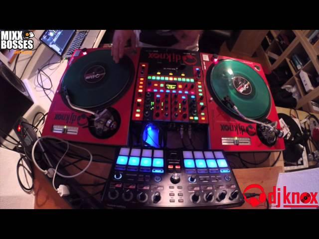 DJ Knox -  wir waren mal stars X what Juggling Practice