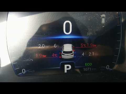 Датчики давления в шинах - полезная фишка или лишний геморой?