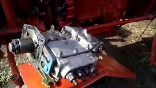 Т 25 замена топливного насоса НД на УТН-5