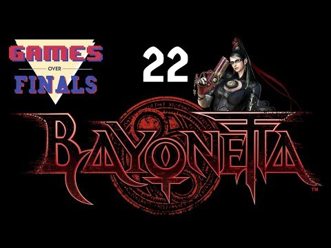 Bayonetta Ep.22 : WHY DOES THIS GAME DO THIS... WHY!? |
