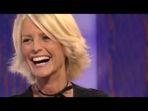 Ulrika Jonsson interview - Parkinson - BBC