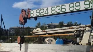 видео Кран-балки в Новосибирске купить