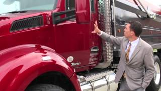 Kenworth T880 key features